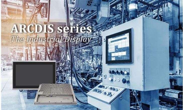 """Aplex ARCDIS Monitorer og Display 8""""~24"""""""